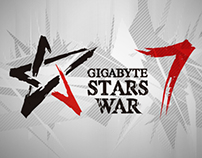 Gigabyte Stars War 7 Production
