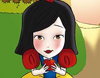 Snow White - Pocket Book