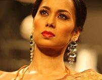 Fashion Show Backstage - Kolkata Fashion Week 2009