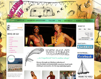 Vagabond Van Website
