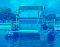 Water transporter for the Amazon region