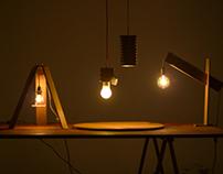 Wood Box Lightning