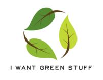 I Want Green Stuff Design Pack