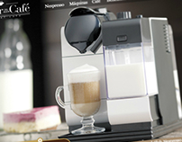 Website NESPRESSO - FALABELLA
