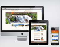Heritage Tours Responsive Site
