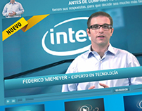 Website INTEL - FALABELLA
