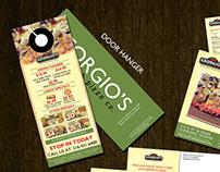 Marketing Materials: Pizzeria