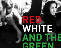 red white and the green / film poster