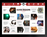iPad Interface Design: Magazine
