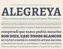 Alegreya