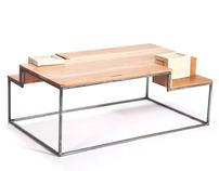 (College Portfolio) Coffee Table