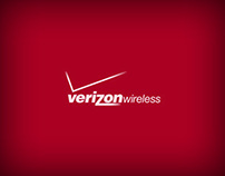 Verizon Wireless - Site Redesign