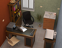 Office furniture / Muebles de oficina