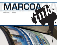 Newsletter, MARCOAink