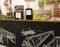 Building Toys & Toy Buildings Exhibition