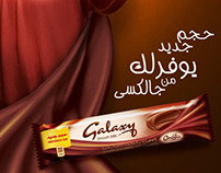Galaxy Chocolate 2 L.E. offer