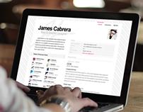James Cabrera: The Old Portfolio
