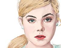 Celebrity Illustration