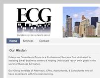 Enterprise Consultants Group (ECG) Web Site