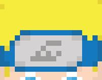 Naruto Pixel