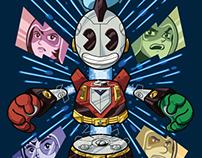 KidRobot/Threadless submission