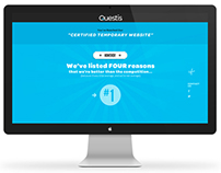 Questis Portfolio Temporary Website