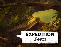 Expedition Perm – A Low Poly Serious Game