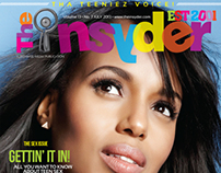 The Insyder Magazine  July Issue