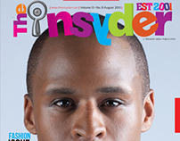 The Insyder Magazine August 2013 Issue