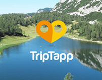TripTapp Brand identity