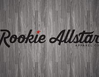 Rookie Allstar Apparel Logo Design