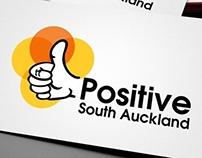 Logo : Positive South Auckland