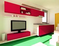 25 square metre house