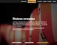 Street Food Website
