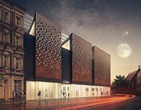 Library in Wrocław