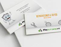Restoreit - Branding & Graphics