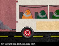Peta Poster Series