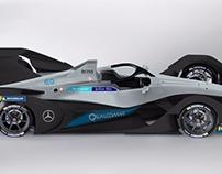 Formula E GEN2 Concepts