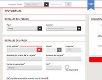Integración pasarela de pago del Santander(TPV Virtual)