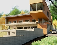 Hector's Pension-Constr.Architect-Bachelor project 2014