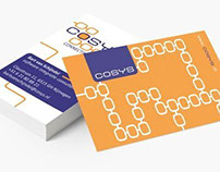 Cosys | Corporate ID and Web Design