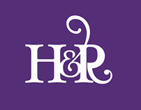 Hazel & Robert Wedding Branding
