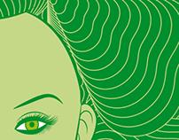 La verde