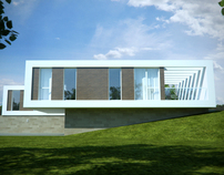 single family house - trex