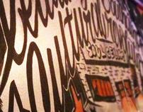 Mural - Soul Cellar
