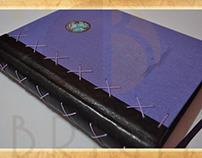 Livro das Sombras - Book of Shadows - Artemis Merlin