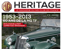 MG Club de France - Illustrations & Magazine