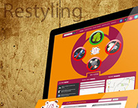 Web Site Restyling