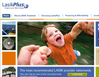 LasikPlus Website
