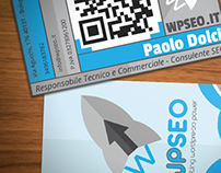 Business Card WPSEO